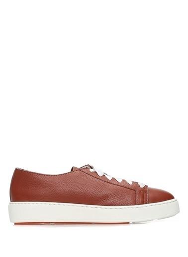 Santoni Lifestyle Ayakkabı Oranj